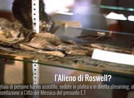 È davvero l'Alieno di Roswell?