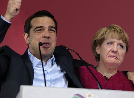 """Crisi Greca: la Troika """"cala le braghe"""" e offre aiuti tampone per 7,2 miliardi"""