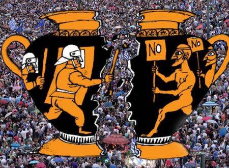"""Grecia: il giorno del """"giudizio"""" per l'intera Europa. Ecco perché…….."""