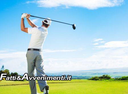 Salute&Benessere. Infortuni nel golf: un fenomeno sottovalutato