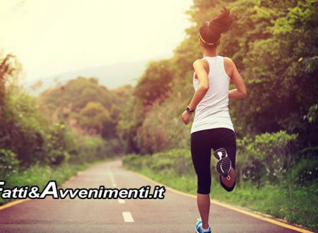 Salute&Benessere. Sport, prevenzione e tumori: di corsa contro il cancro