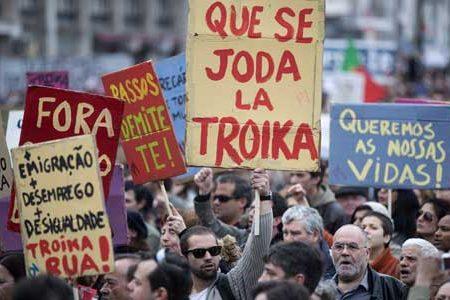 Portogallo: la sovranità popolare sovvertita da Presidente e Unione Europea