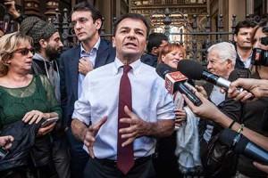 """Fassina dichiara: a Roma  con """"Sinistra italiana"""" potremmo sostenere un candidato del M5S"""