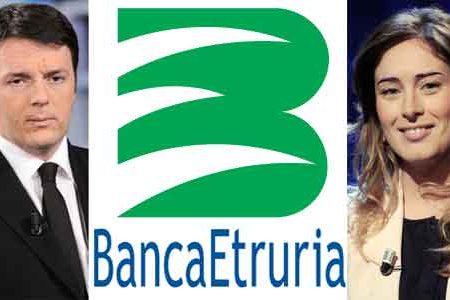 """Banca Etruria di papà Boschi é""""salva"""": pronto il decreto del governo"""