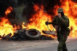 ISIS.Per Putin è guerra aperta:Armi termobariche per le truppe