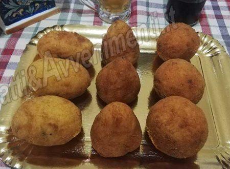 Arancine siciliane: la ricetta con foto