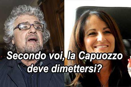 Grillo chiede alla Capuozzo di dimettersi: quali scenari per i 5S?