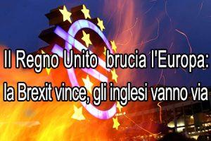 """Inghiterra: è brexit, per Di Battista il """"Referendum è la strada giusta anche per l'Italia"""""""