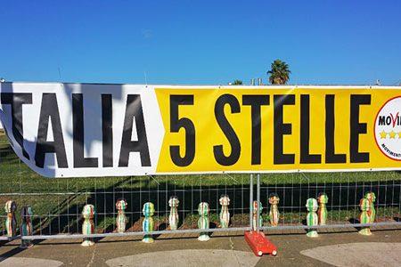 """Da domani a Palermo """"Italia 5 Stelle"""": la due giorni al Foro Italico, attese migliaia di persone"""