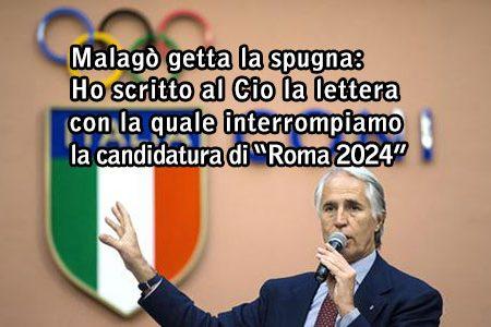 Le Olimpiadi a Roma: occasione persa o evitato rischio default?