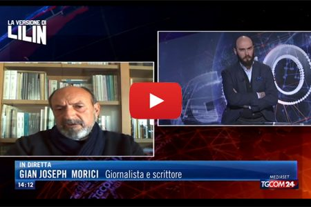 """Terrorismo, Morici a """"La versione di Lilin"""": """"In Europa migliaia di supporter dell'ISIS"""" – VIDEO"""