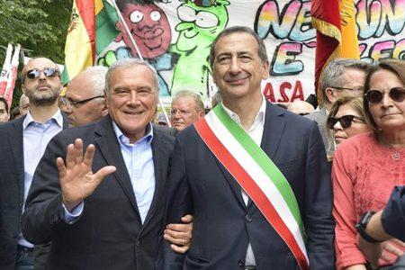 Immigrazione. A Milano marciano quelli con la coda di paglia