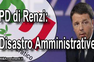 Il PD ed il disastro delle amministrative: adesso Renzi vorrà una legge elettorale su misura, se Gentiloni non gli fa le scarpe prima