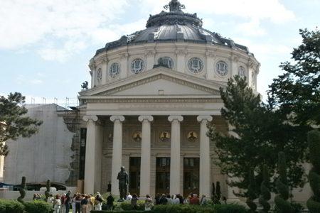 Meeting Accademia giovani giornalisti e scrittori di turismo della Fijet a Bucarest