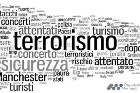 Turismo: il 91% dei turisti online spaventato da possibili attacchi terroristici