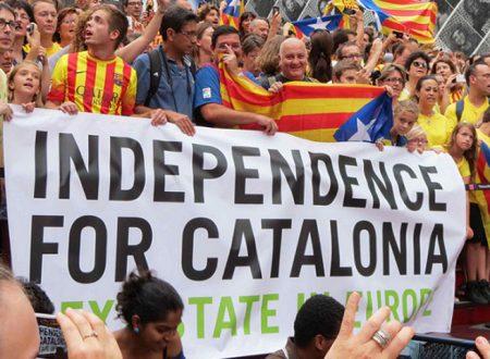 Barcellona. Vince il si sull'indipendenza, Rajoy non ci sente e si scatena l'inferno nelle città della regione
