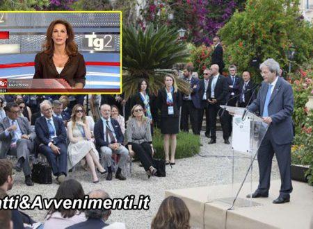 G7 Taormina: I vincitori del premio di giornalismo. Menzione speciale alla giornalista Laura Pintus di Rai2