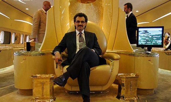 Arrestato il principe miliardario Saudita, Alwaleed bin Talal, uno degli uomini più ricchi e influenti del mondo