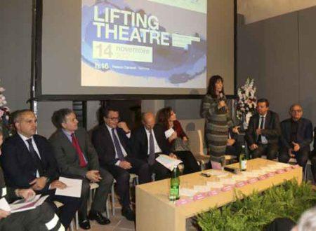 Lifting Theatre: un libro per ricordare la sfida vinta del G7 di Taormina