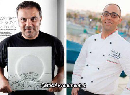 """Gli artigiani del vetro di """"Thalass"""" azienda siciliana di Modica, sbarcano a Malta"""
