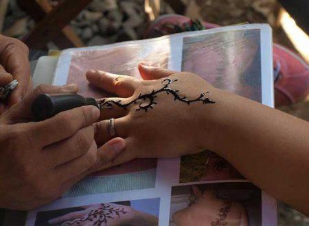 Salute & Benessere. Tatuaggio all'henné: rischi per la salute