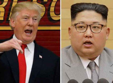 Ancora scintille tra Donald Trump e Kim Jong un, ma si apre uno spiraglio di pace imprevisto fra le due Coree