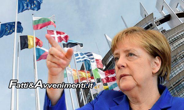 Italexit o europeismo? Europa sì, Quarto Reich della Merkel no