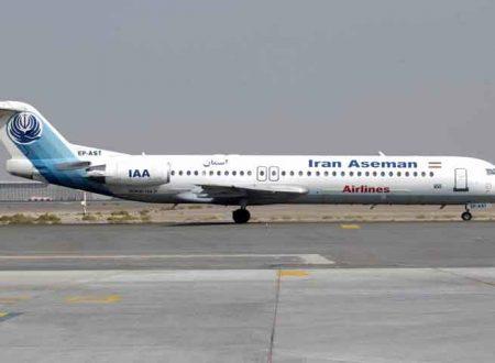 Precipita aereo in Iran: 66 i morti, mistero sulle cause dell'incidente