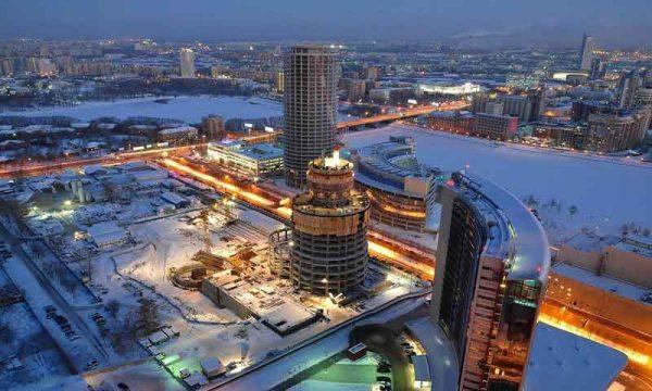 Giacomo Glaviano e la Fijet presenti al Forum Internazionale del turismo 'Great Ural 2018' a Ekaterinburg in Russia