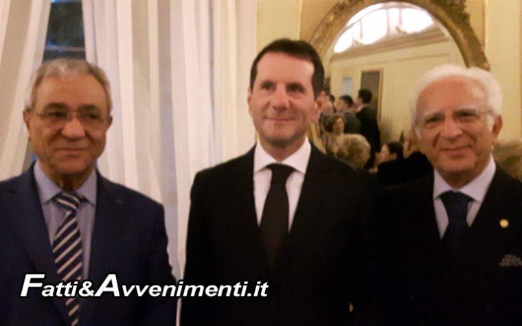 Fijet. Premio Golden Apple Award alla Città di Palermo – Capitale Cultura 2018