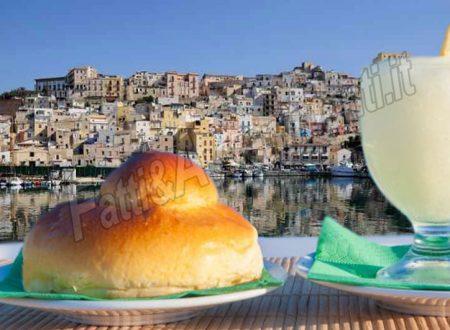 """Brioche con il """"tuppo"""" – Vera ricetta siciliana"""