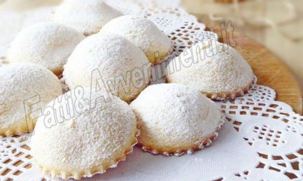 Genovesi di Erice con crema di latte – ricetta siciliana