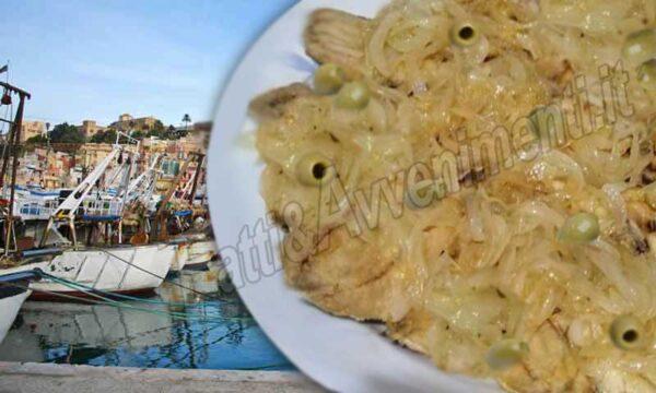 Alici fritte in agrodolce con olive e capperi – Ricetta siciliana