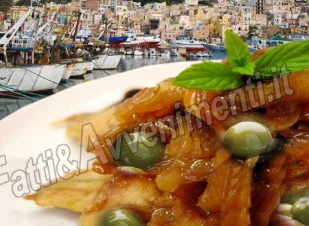 Alici fritte in agrodolce – Ricetta siciliana
