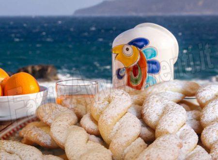 Biscotti Treccine  – Ricetta siciliana