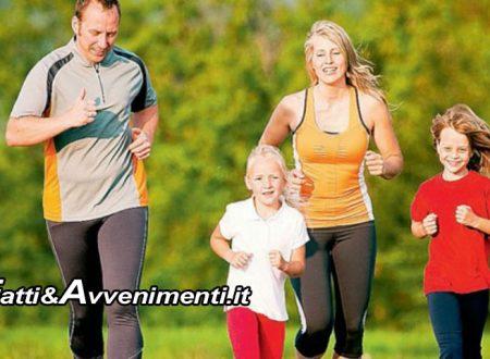 Salute & Benessere. Lo sport rende felici adulti e bambini