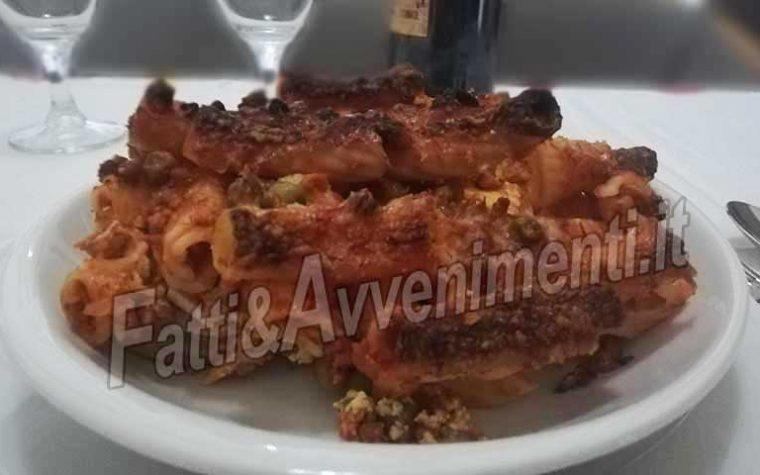 Rigatoni al forno – Ricetta siciliana