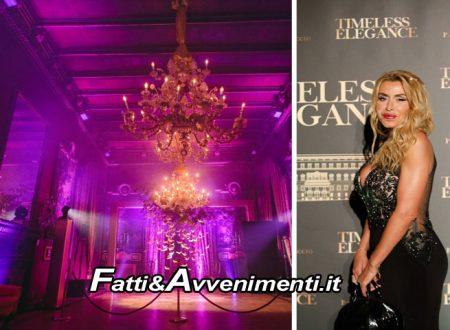 Roma. L'eleganza ed il glamour del nuovo Brancaccio con Timeless Elegance