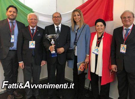 Roma. Officine del Sapore il 'Gelato World Heritage': edizione 2018 presieduta dal giornalista Giacomo Glaviano