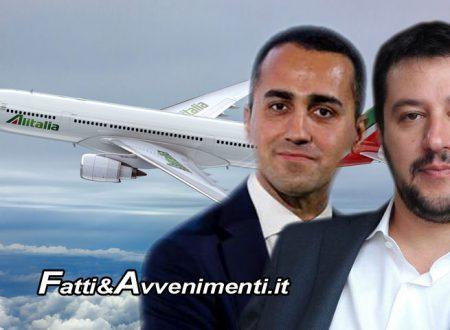 Sondaggio IZI. Alitalia: gli italiani vogliono la statalizzazione della compagnia di bandiera