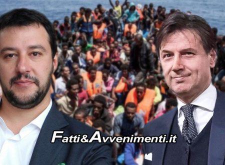 Global Migration Compact. Governo non firma proposta ONU e porta tutto in parlamento, Salvini tiene linea dura e attacca il PD