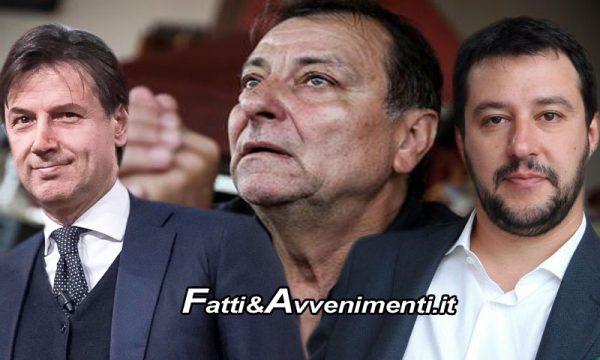 """Cesare Battisti arrestato in Bolivia, Salvini ringrazia Polizia e Servizi Segreti, Premier Conte: """"Giustizia per vittime"""""""