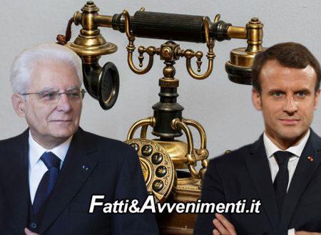 Crisi Italia Francia. Telefonata di pace tra Macron e Mattarella per ricucire i rapporti, ma Salvini vuole indietro i terroristi