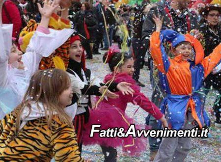 Salute & Benessere. Carnevale e bambini: i pediatri promuovono a pieni voti questa festa