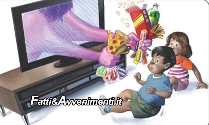 Salute Benessere Bambini E Cibo Spazzatura Le Responsabilita Degli Spot Fatti Avvenimenti