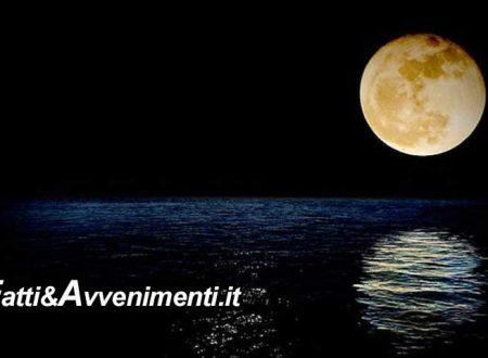 Stasera ci sarà la Superluna più grande del 2019: appuntamento imperdibile… meteo permettendo