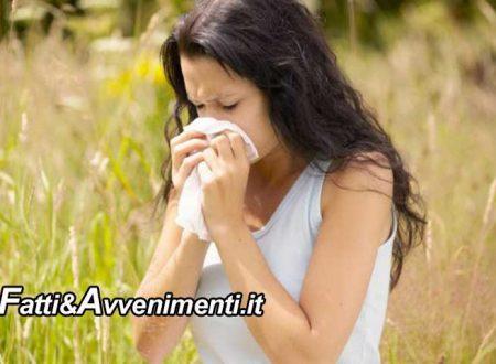 Salute & Benessere. Primavera, tempo di allergia: come comportarsi?