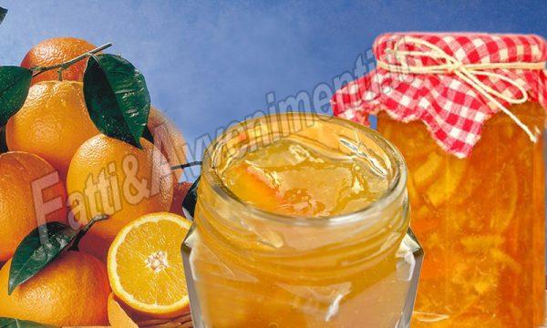 Marmellata d'arancia Washington Navel – Ricetta siciliana