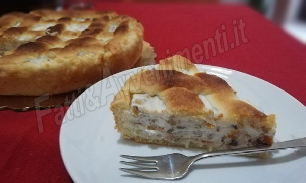 """Pastiera napoletana a modo mio – La ricetta della Chef """"Zia Pina"""""""