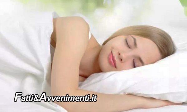 Corpo & Mente.  Riposare è vitale per il nostro benessere generale: i vantaggi del dormire bene